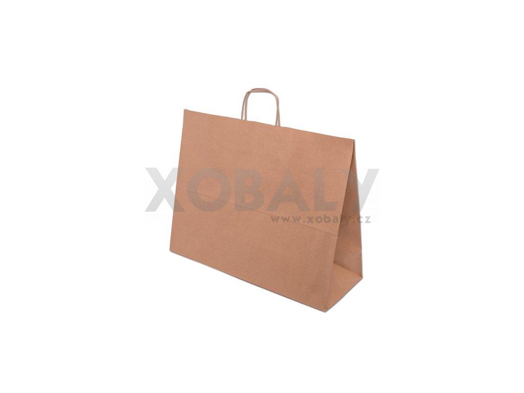 Papírová Eko taška 500x180x390mm