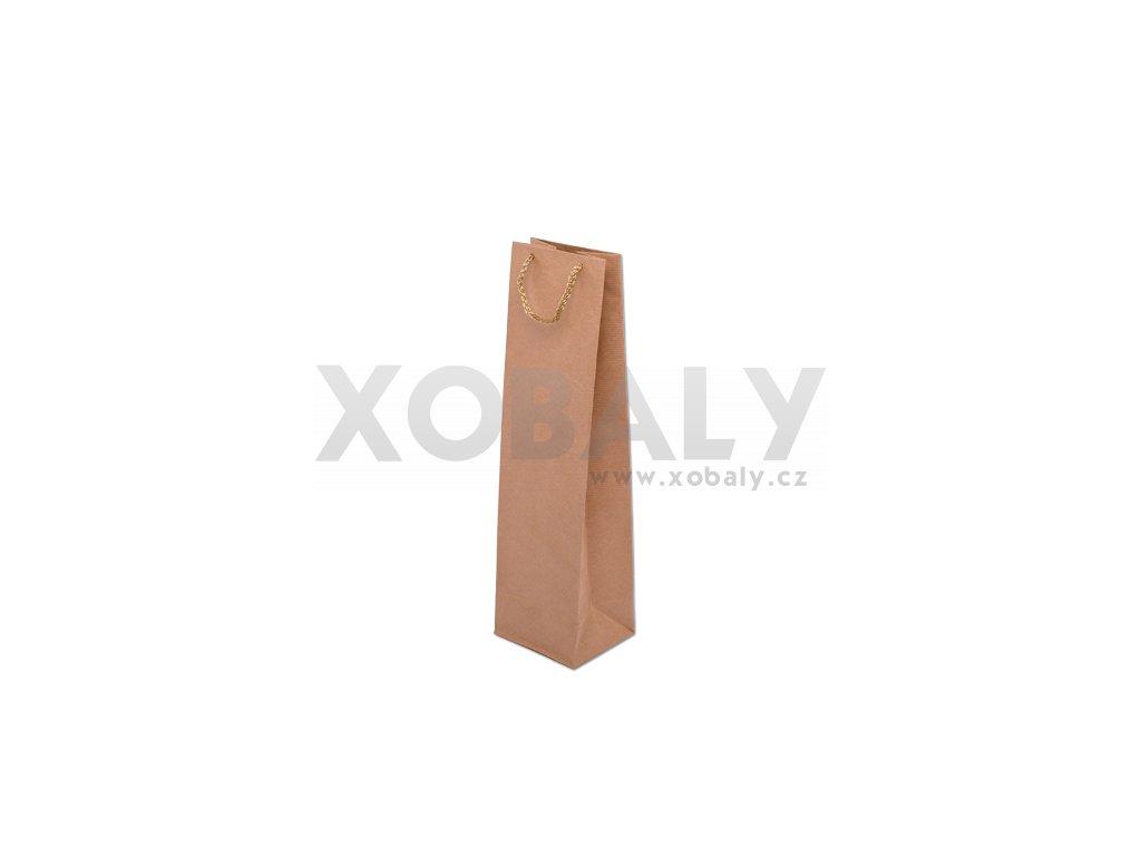 Taška papírová Eko 110x90x400mm