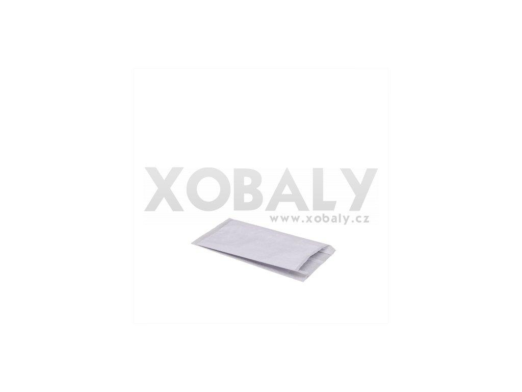 Papírové kapsy 180x350mm - Bílá