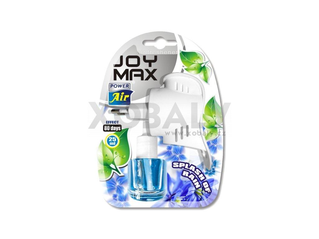 Osvěžovač vzduchu JOY MAX Splash of Rain
