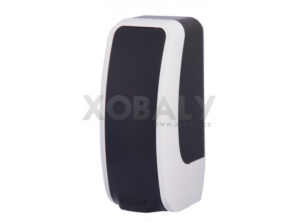 Dávkovač na pěnové mýdlo LAVELI 1000ml - 4020 - černo/bílý