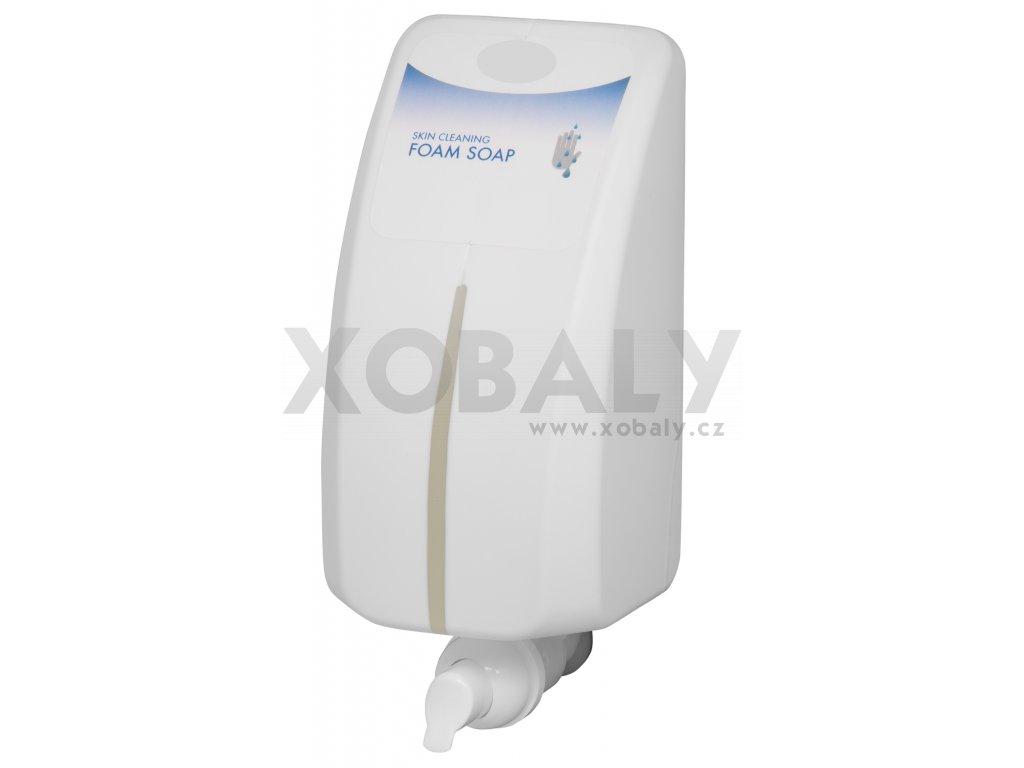 Pěnové mýdlo LAVELI 1000ml - 6110 - Bílá