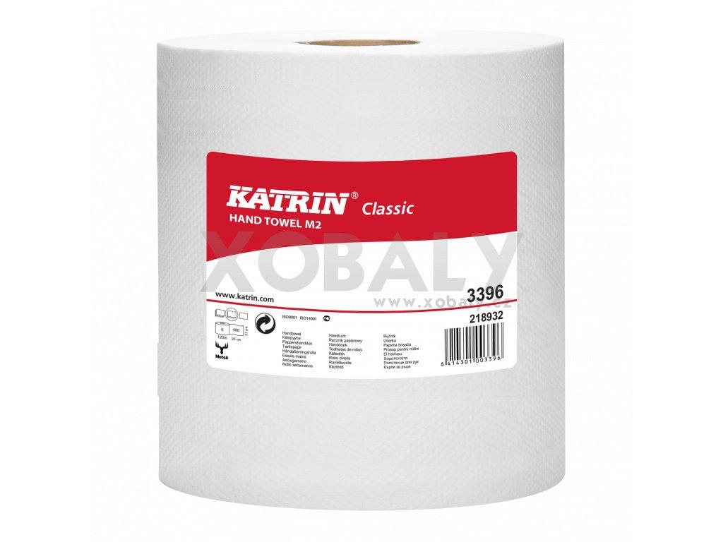 Papírový ručník rolo KATRIN Classic M 2-PLY - 3396