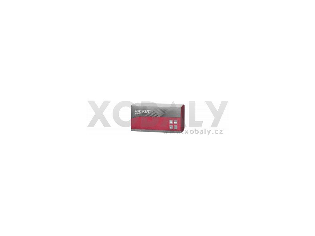 Ubrousky papírové DecoSoft (R) UNI 1/8 - 116571 - Bordeaux