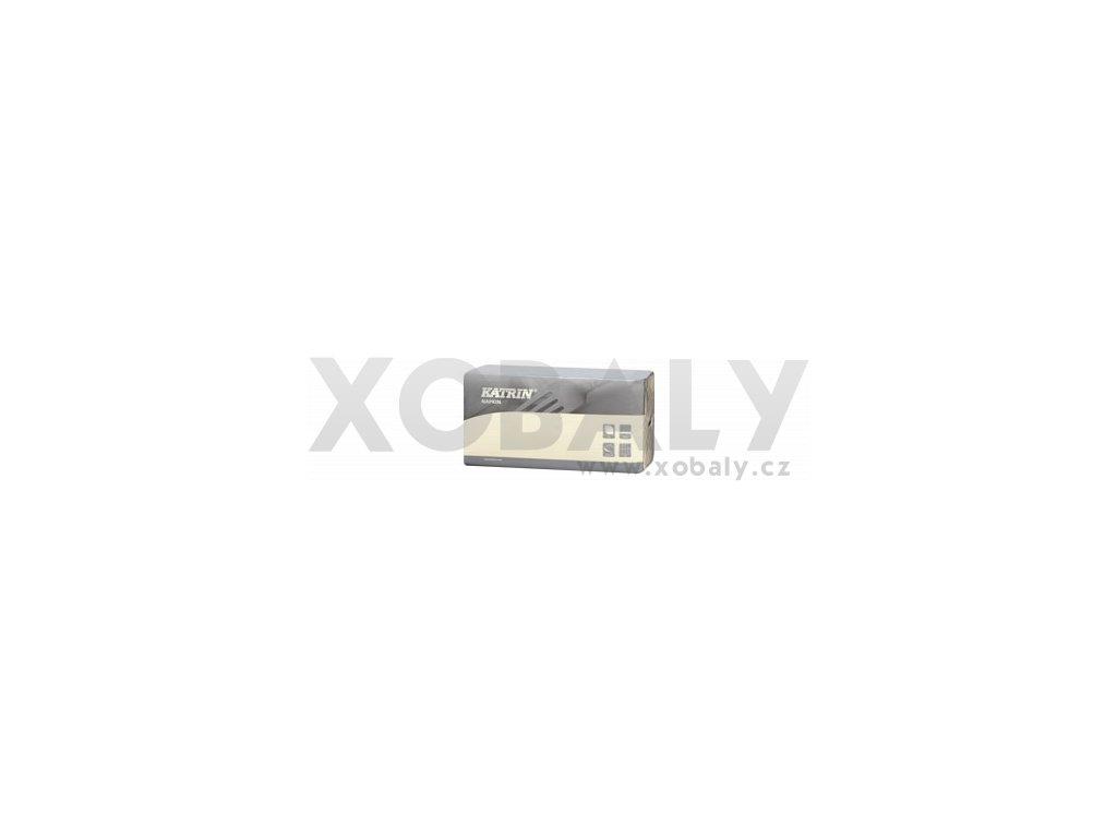 Ubrousky papírové DecoSoft (R) UNI 1/8 - 116632 - Créme