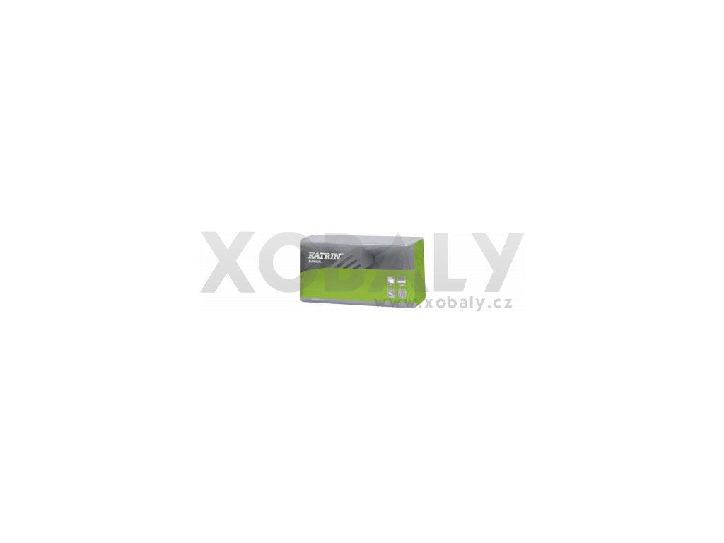 Ubrousky papírové DecoSoft (R) UNI 1/8 - 116755 - Limetka
