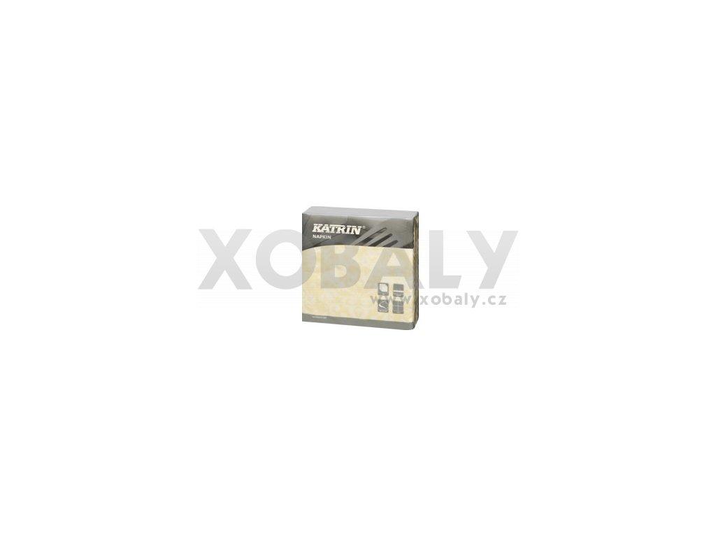 Papírové ubrousky DecoSoft (R) Victorian - 116304 - Créme