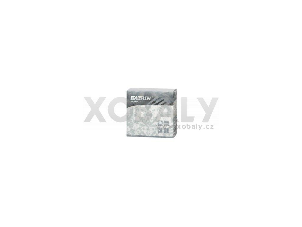 Ubrousky DecoSoft (R) Victorian - 116366 - Bílá