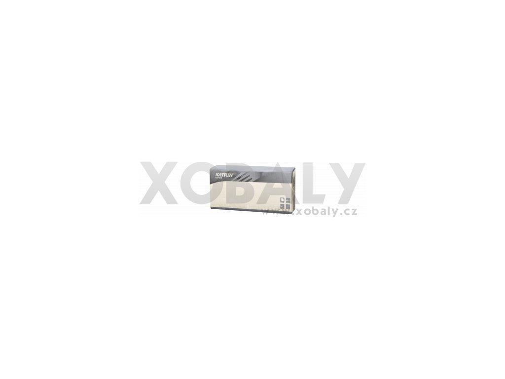 Ubrousky papírové Lunch 2-vrstvý, skládání 1/4 - 113471 - Créme