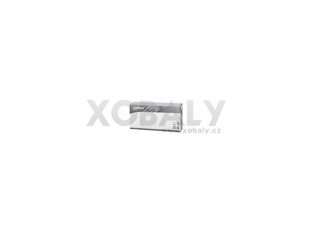 Papírové ubrousky Dinner 2-vrstvý, skládání 1/4 - 114980 - Bílá