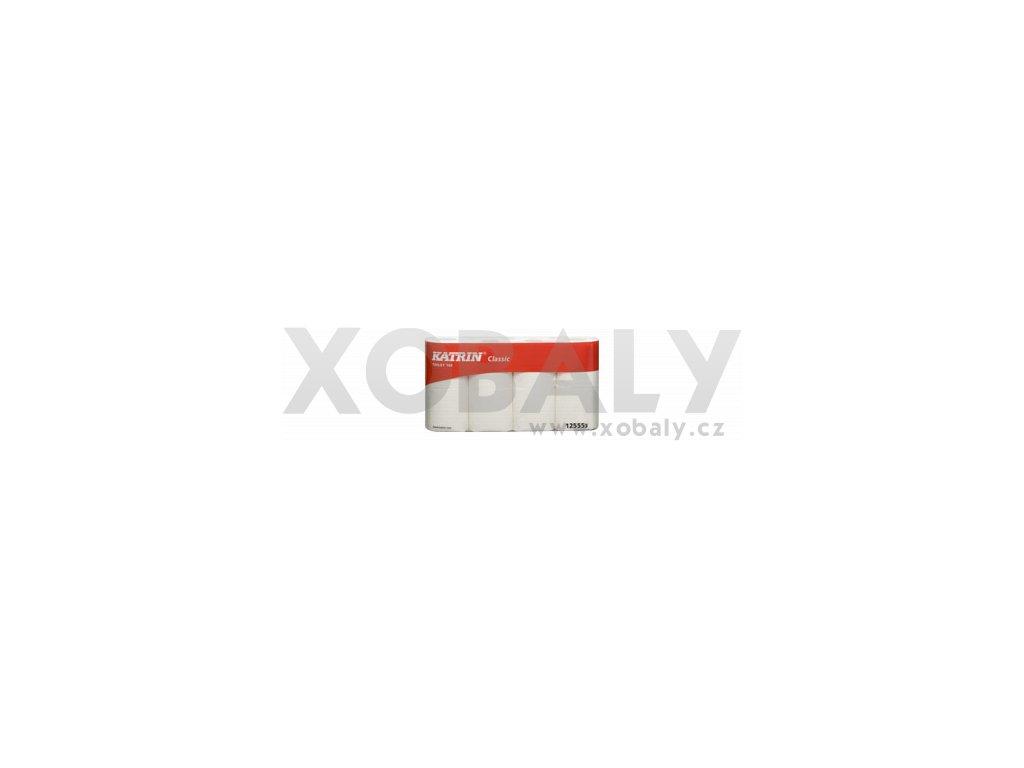 Toaletní papír KATRIN CLASSIC Toilet 160 - 125553 - 16ks v balení