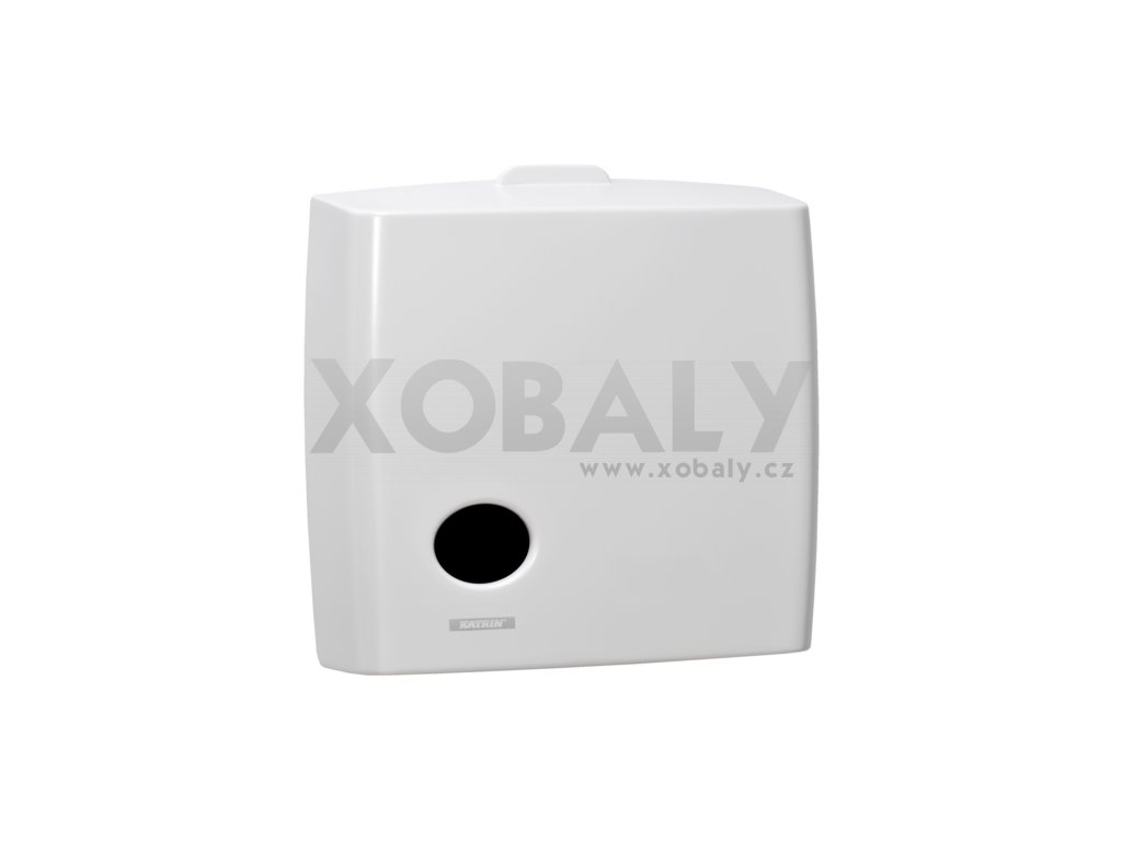 Zásobník na dámské hygienické sáčky a  koš KATRIN - 953708