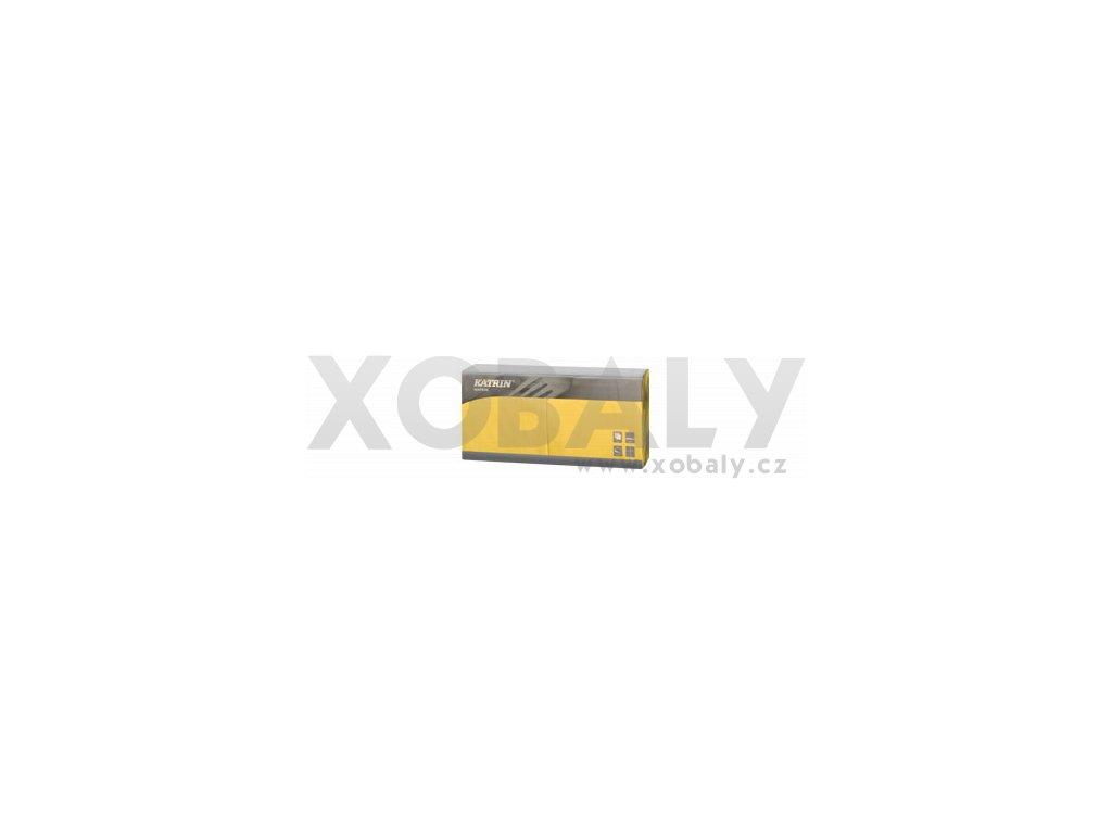 Ubrousky Lunch 2-vrstvý, skládání 1/4 - 113532 - Žlutá