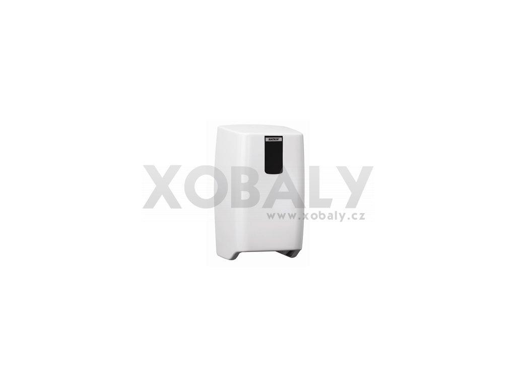 Zásobník KATRIN SYSTEM Toilet Dispenser bílý plast - 95348