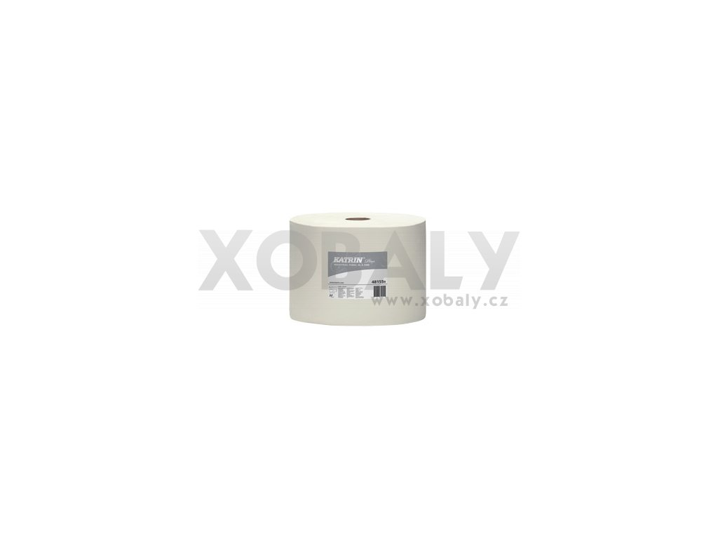 Papírová průmyslová role KATRIN PLUS XL 2 1500 - 481559