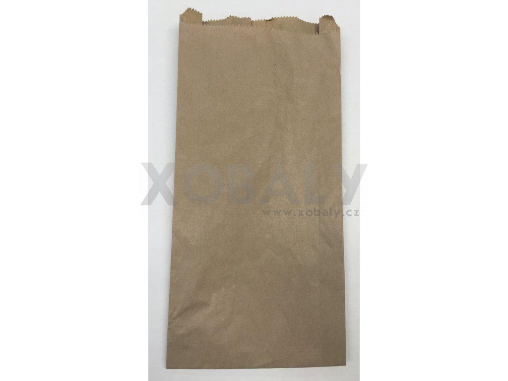 Papírový sáček 5kg (cena za 500ks)