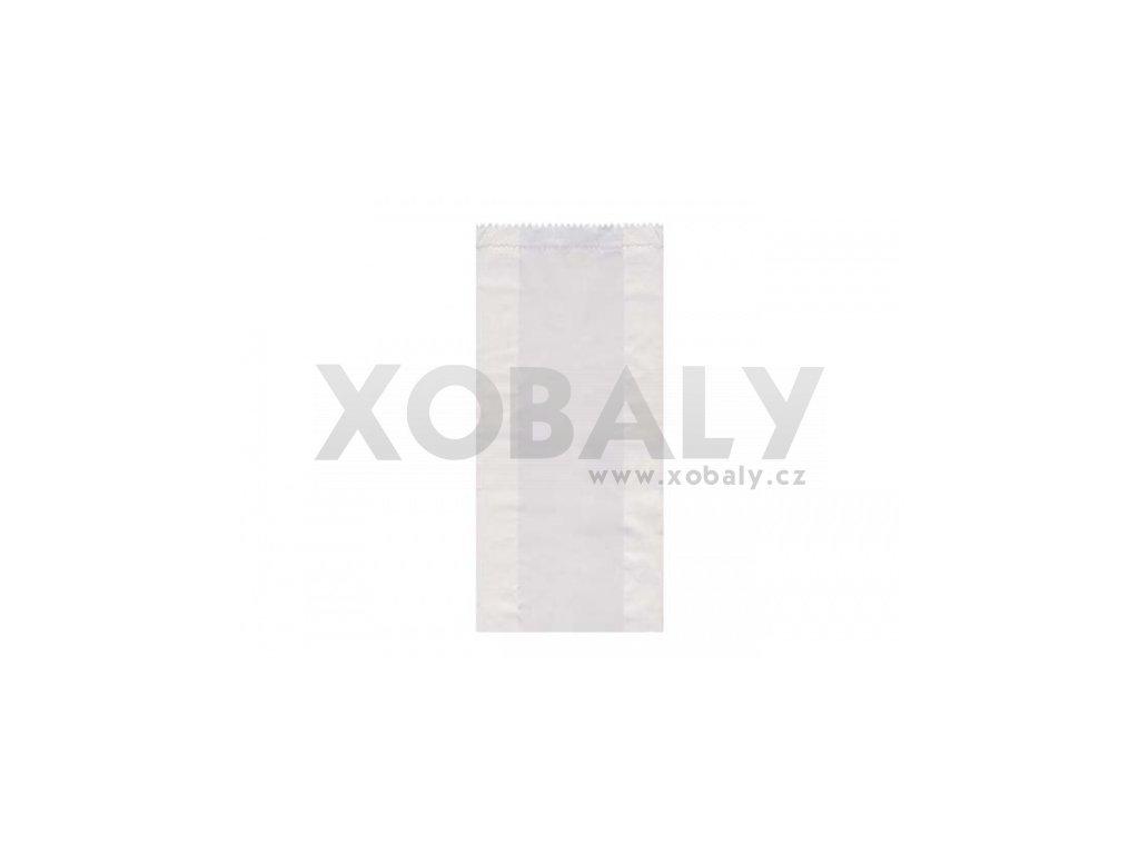 Sáček papírový svačinový 0,5kg (cena za 1000ks)
