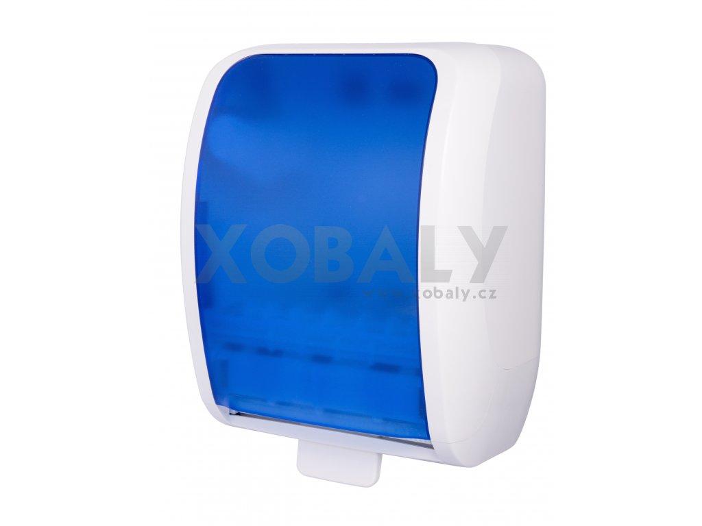 Zásobník na ručníky v roli LAVELI - 1040 - modro/bílý