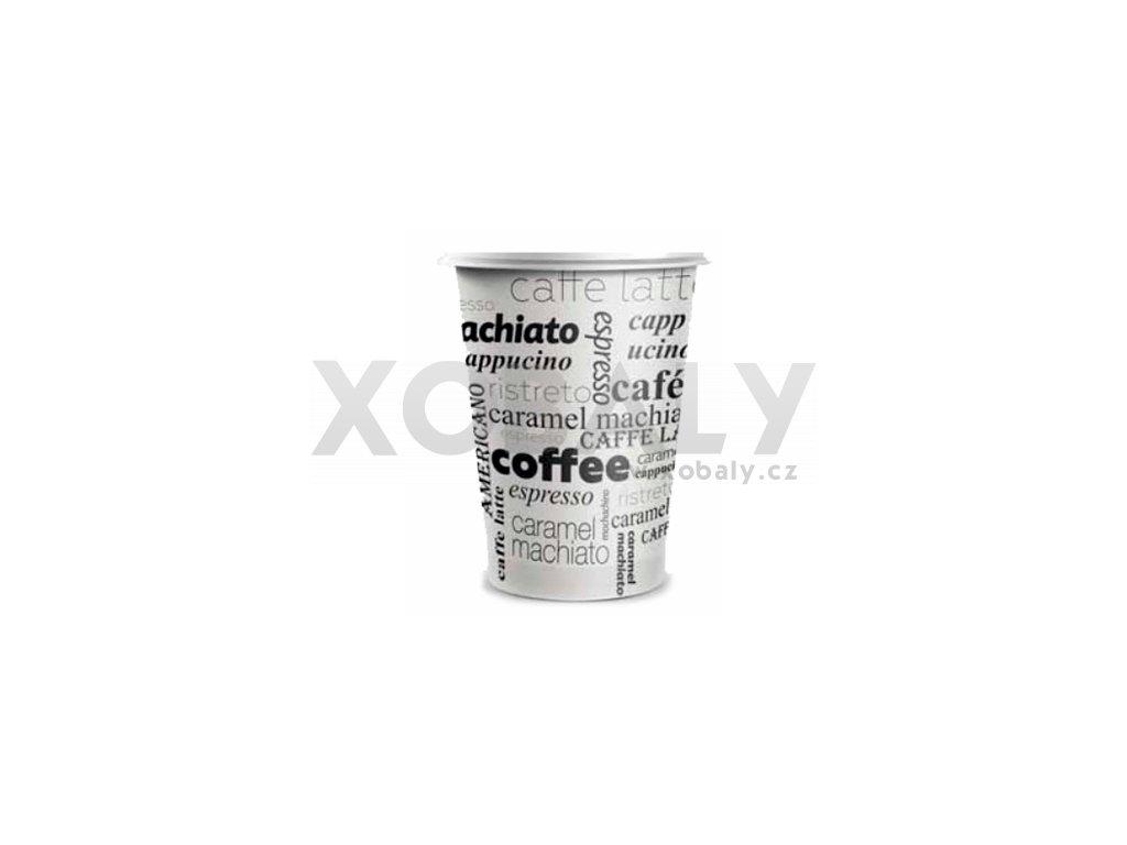 Kelímek na kávu Coffee to go 200ml (cena za 50ks)