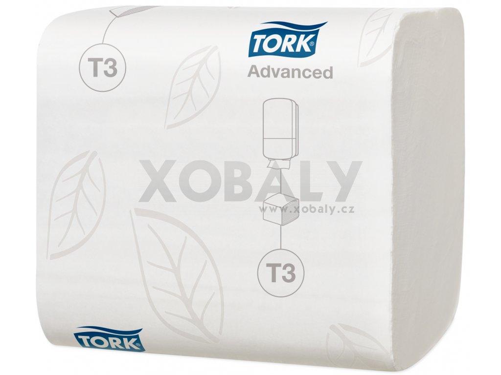 Toaletní papír skládaný TORK (cena za 8712ks)