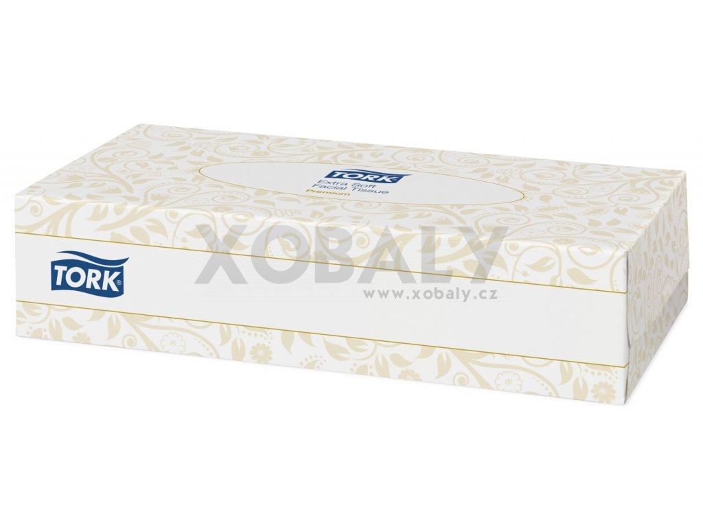 TORK extra jemné papírové kapesníčky 100ks