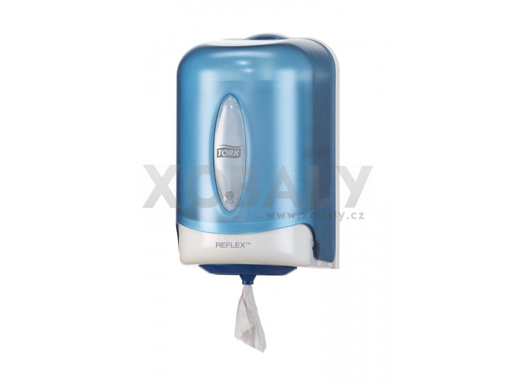 Tork Reflex mini na ručníky se středovým odvíjením