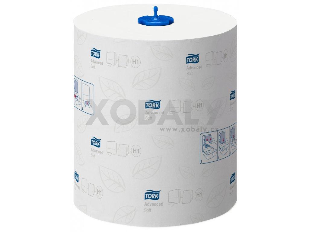 Papírové ručníky v roli Tork Matic® jemné (cena za 6ks)