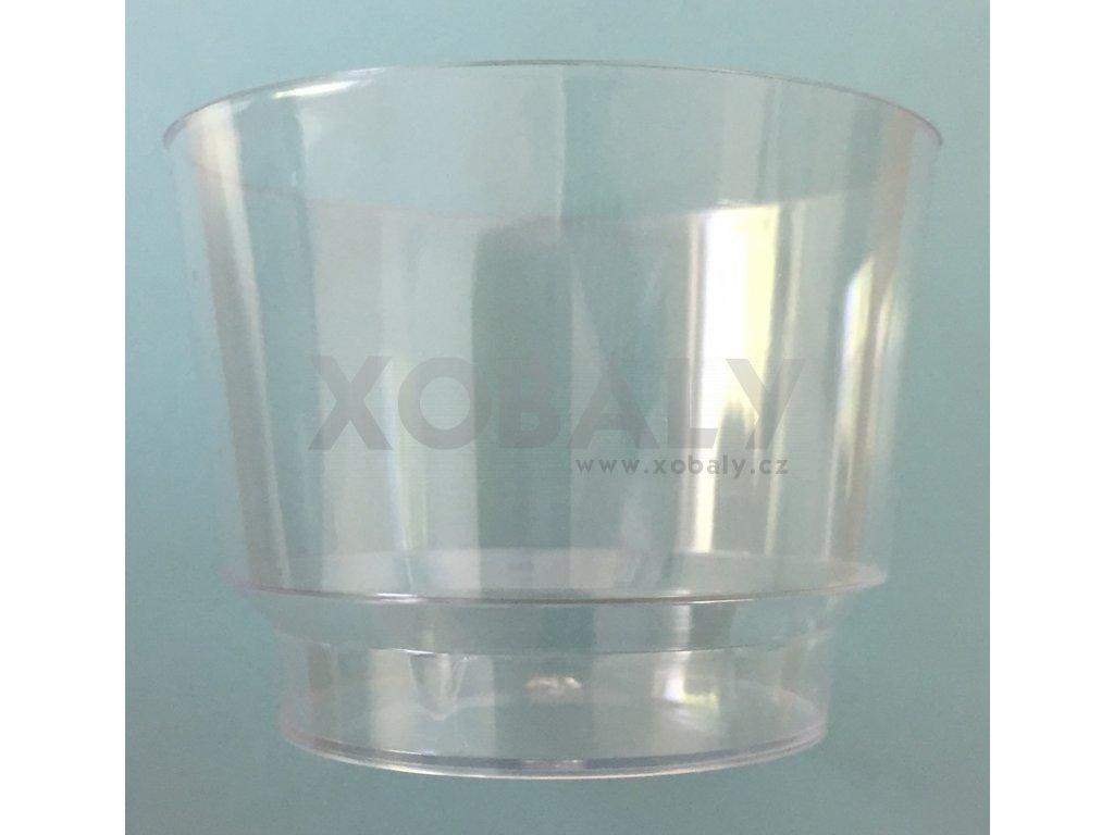 Plastová sklenička 150ml (cena za 25ks)