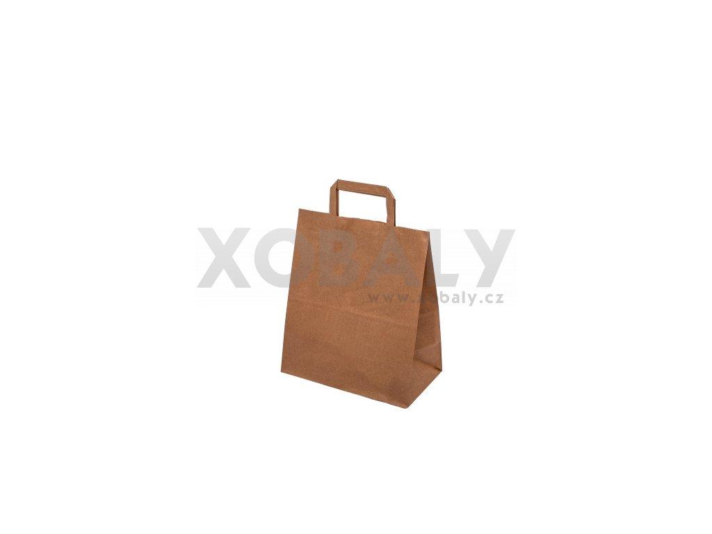 Eko papírové tašky 260x170x250mm
