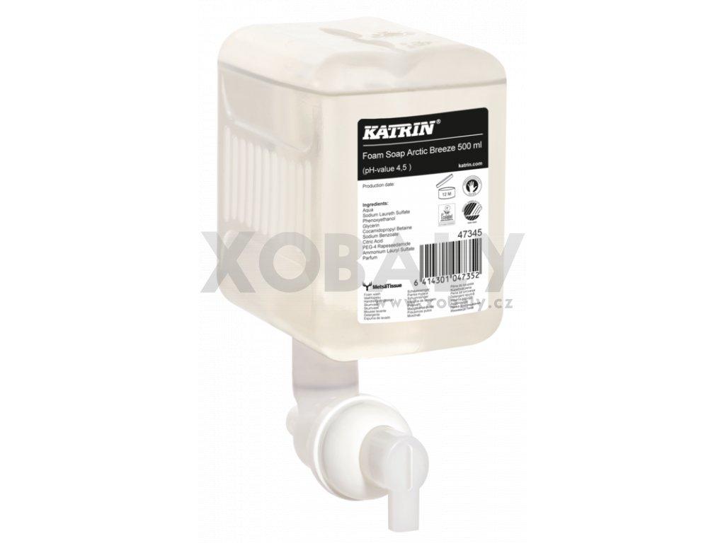 Pěnové mýdlo KATRIN 500ml Arctic Breeze