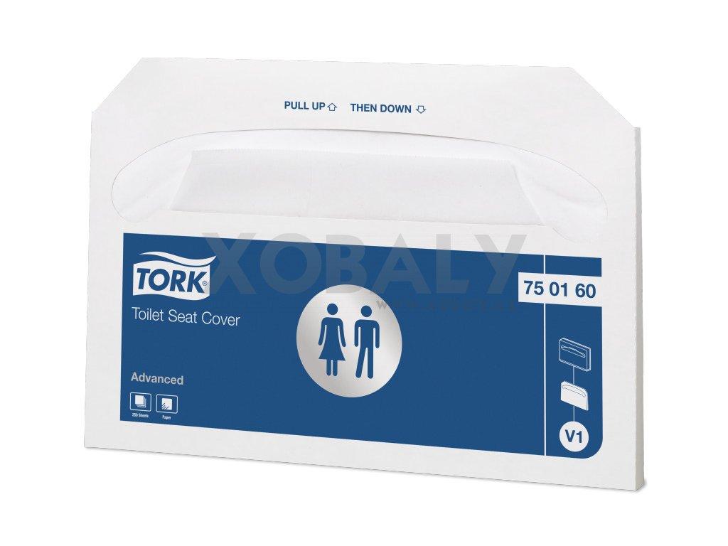 Papírové podložky na WC prkénko (cena za 250ks)
