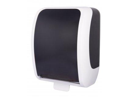 Zásobník na ručníky papírové v roli LAVELI - 1020 - černo/bílý