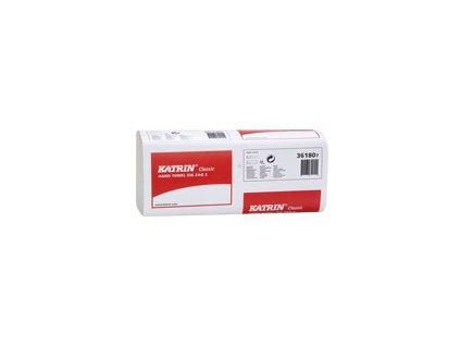 Papírové ručníky Katrin Classic Zig Zag 2 - 65944, 36180