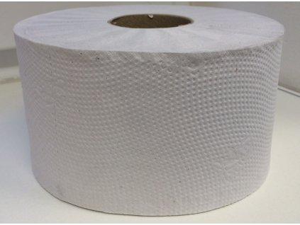 Toaletní papír JUMBO 240mm - bílý dvouvrstvý