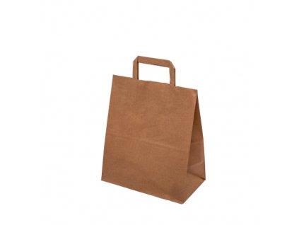 Eko papírové tašky 260x140x300mm