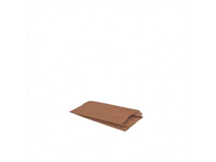 Papírová kapsa přírodní 120x210mm
