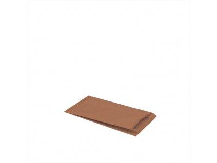 Přírodní papírové kapsy 180x350mm