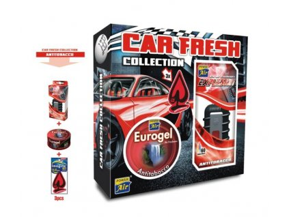 Dárková kazeta CAR FRESH - Antitabacco