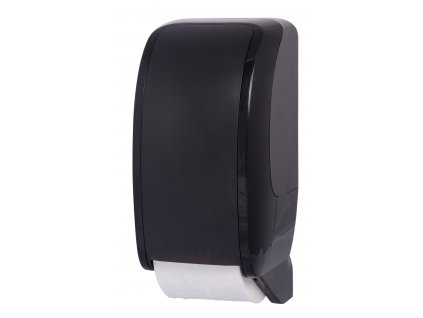 Zásobník na toaletní papír LAVELI - 3030 - černo/černý