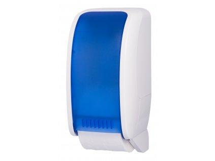 Zásobník na toaletní papír LAVELI - 3040 - modro/bílý