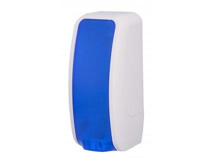 Dávkovač na pěnové mýdlo LAVELI 1000ml - 4040 - modro/bílý