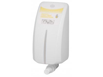 Dezinfekce na toaletní prkénko - 6130 - bílá
