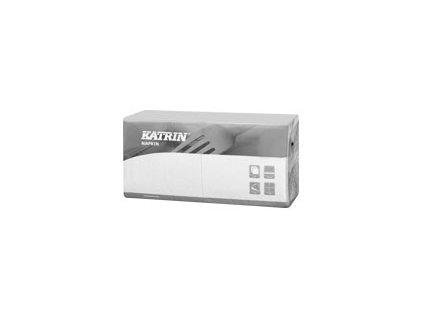 Ubrousky KATRIN Coctail 2-vrstvý - 113020 - Bílá