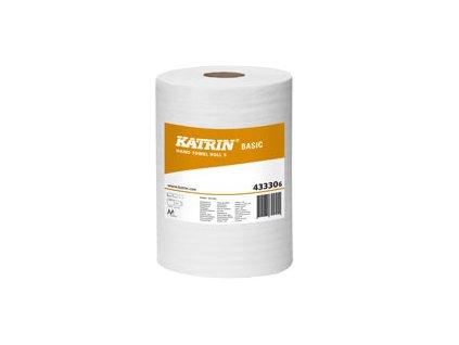 Papírový ručník v roli MIDI KATRIN BASIC S - 433306