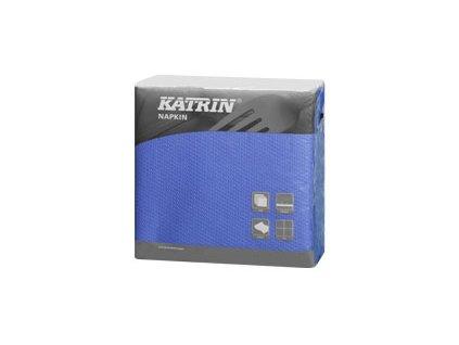 Ubrousky papírové KATRIN Snack - 116090 - Modrá