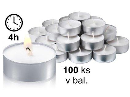 Čajové svíčky 39x15mm (cena za 100ks)