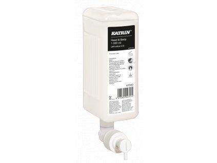 Tekuté mýdlo na tělo a vlasy KATRIN - 1000ml