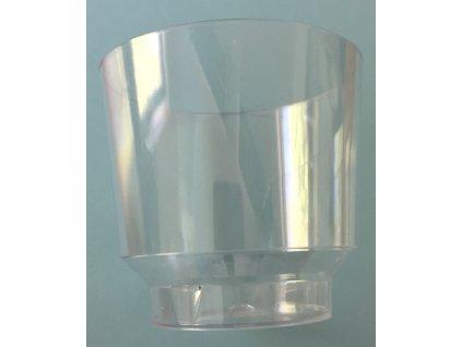 Plastová sklenička 250ml (cena za 25ks)