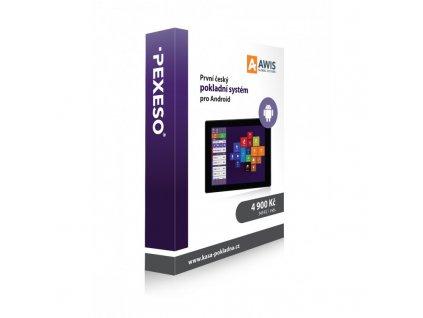 Pokladní systém PEXESO pro Android