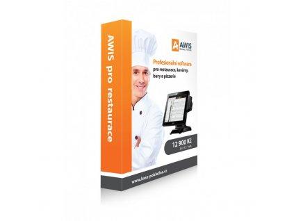 Pokladní software AWIS GASTRO pro restaurace